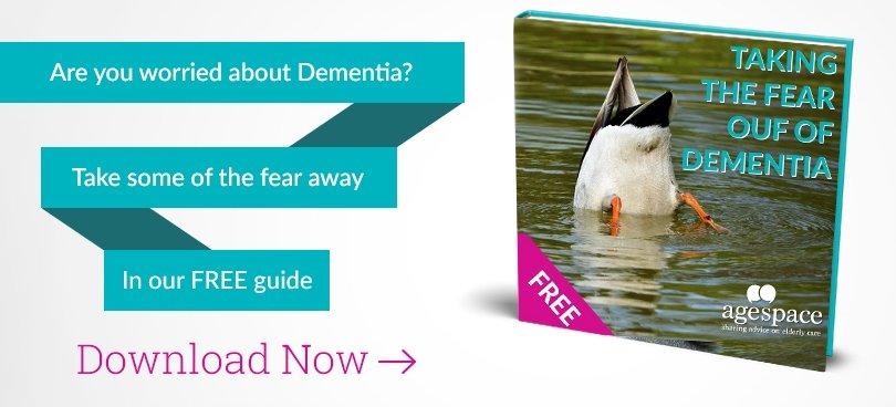 Free dementia guide
