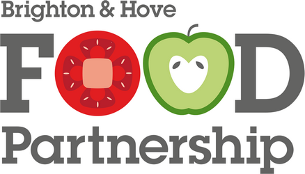 brighton hove food partnership logo