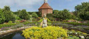 walledgarden statue