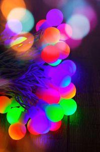 Dementia Friend fairy lights