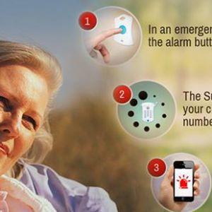 suresafe personal alarm system