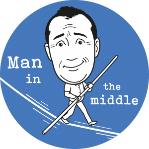 Man in the middle – Circle
