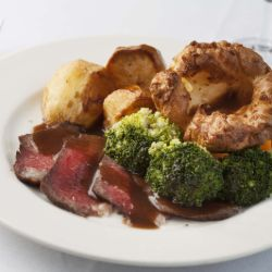 Roast dinner delivery in Kent