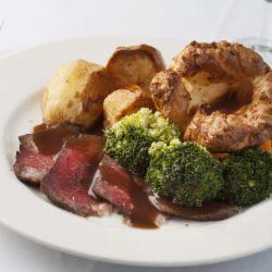 Roast dinner delivery in Suffolk
