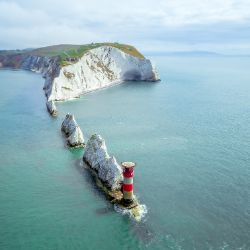 The Needles Isle of Wight  - Accessible Days out in Suffolk