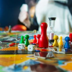 Board Games to be played in a day care centre for the elderly