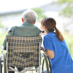 Finding elderly care services in Suffolk