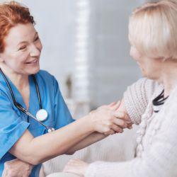 NHS elderly medical care in Kent