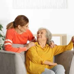 Respite care within your relative's home in Hertfordshire