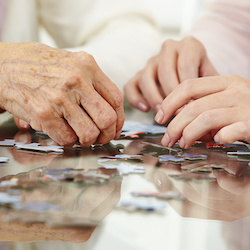 Dementia Care Services - memory exercises