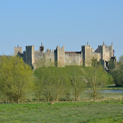 Framlingham Castle - Cultural Delights in Suffolk