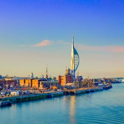 Ferry travel elderly discount Hampshire