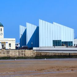 Turner contemporary gallery in Kent