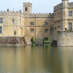 Leeds Castle in Kent, a great accessible day out.