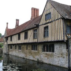 Ightham Mote in Kent, a cultural delight