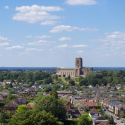 Guildford - choosing a care home in Surrey