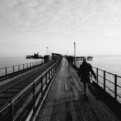 Southend Pier, a great family day out.