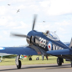 Imperial War Museum, Duxford, Cambridge - Top 5 Accessible Days out in Cambridgeshire