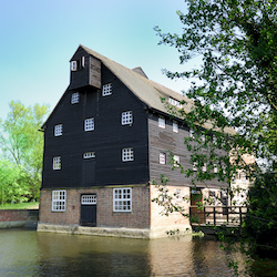 Houghton Mill - Cambridgeshire National Trust discounts