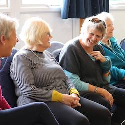 Singing Group in Suffolk for Elderly people