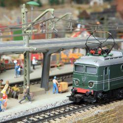 Bekonscot model railway