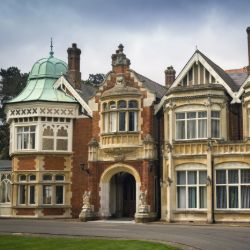 Bletchley Park afternoon tea