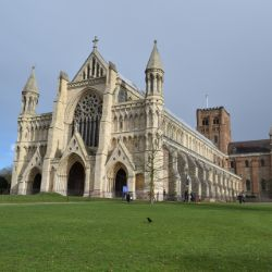 Cathedral and Abbey Church of St Albans