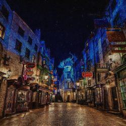 Warner Bros Studio Harry Potter in Watford
