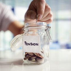 Pension annuities as retirement income