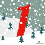 Positive news advent calendar day 1