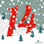 day 14 positive news advent calendar