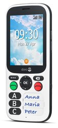 Doro 780X Mobile Phone with Big Buttons
