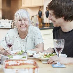Elder care live-in care