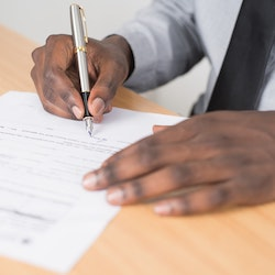 will writing considerations - intestacy rules