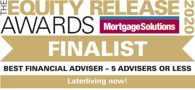 equity release awards laterlivingnow