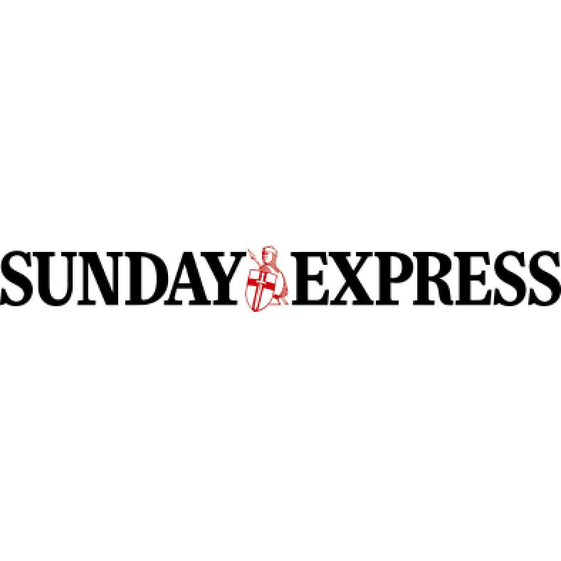 sunday express age space media