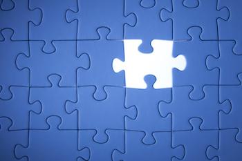 dementia puzzle piece