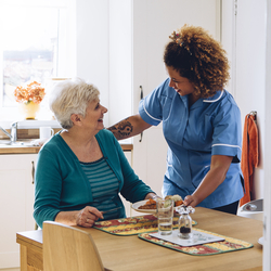 equity release for funding home care