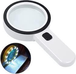 light up magnifier