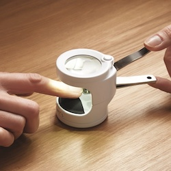magnifier nail clipper for elderly