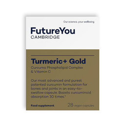 turmeric and gold